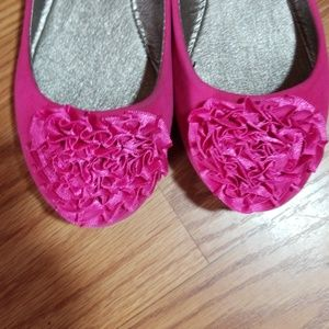 lucky top Shoes - New fuchsia slip-on shoes